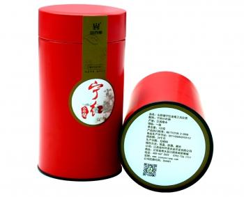 江西宁红茶宁红工夫一级-125G高铁筒装