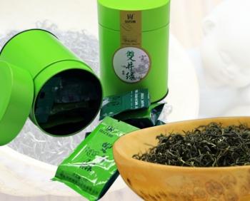 双井绿特级——50g铁罐装