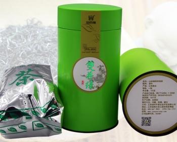 双井绿一级——125g铁罐装